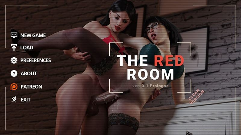 The Red Room – Version 0.3b + Incest Patch + Compressed Version by Alishia Win/Mac/Android