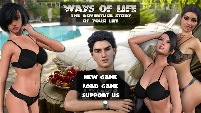 Ways of Life Version 0.6.4 by RALX Games Productions