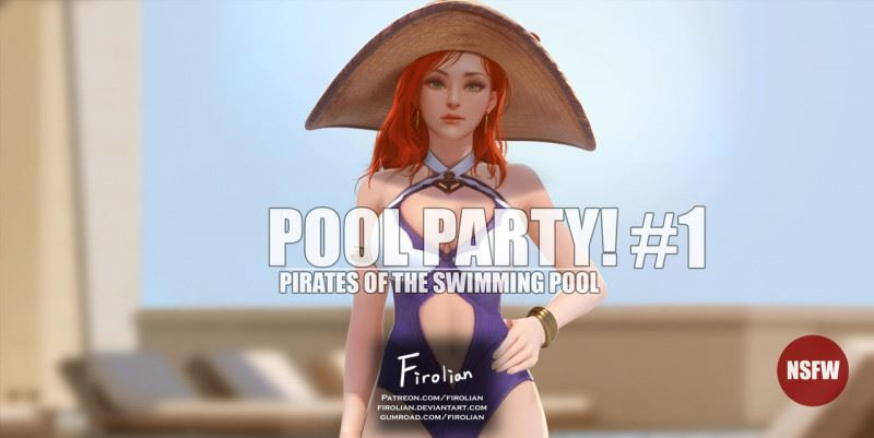 Firolian – Pool Party Volume 1 – Miss Fortune