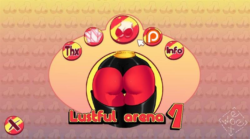 Lustful Arena 1 – Version 0.7 by Wexeo