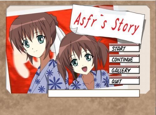 Asfr's Story Version 1.0.0 by JumpKain