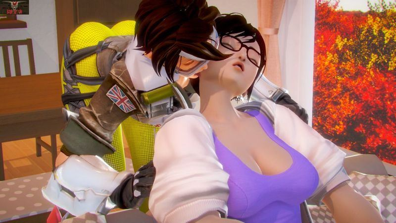 IconOfSin – Mei & Tracer's Lazy Afternoon