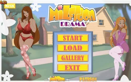 Milftoon Drama v0.31 – Milftoon win/linux Update