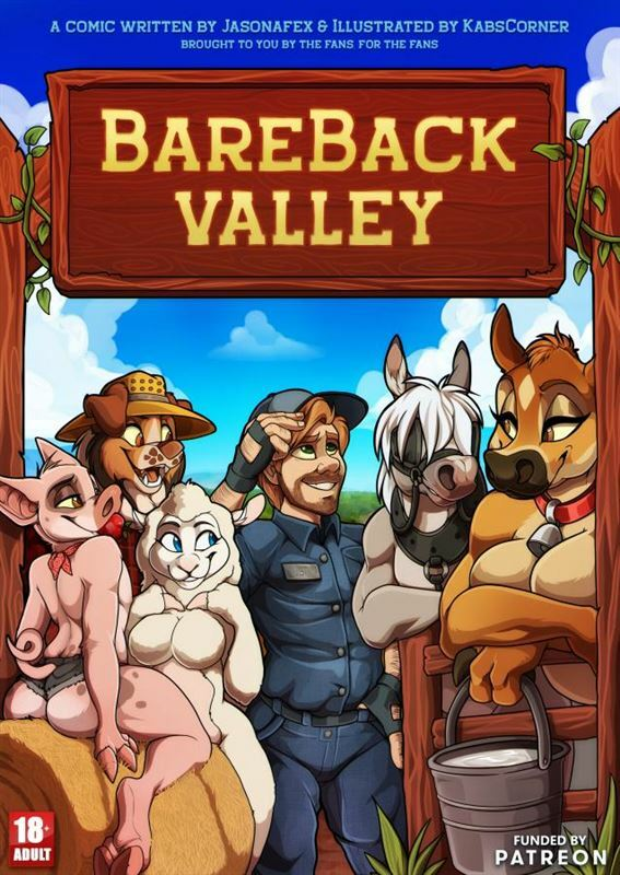 Kabier – BareBack Valley