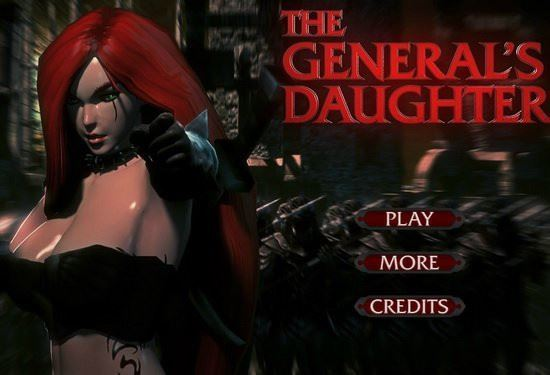 Katarina: The General's Daughter v.1.0 by StudioFOW