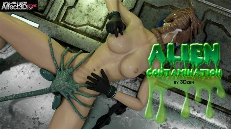 3Dzen – Alien Contamination