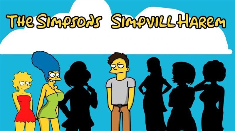 The Simpsons Simpvill Harem Version 0.52 by The Squizzy Win/Linux/Android