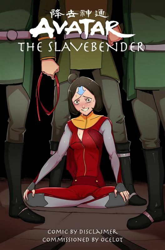 Updated Slavebender – The Legend of Korra By Disclaimer