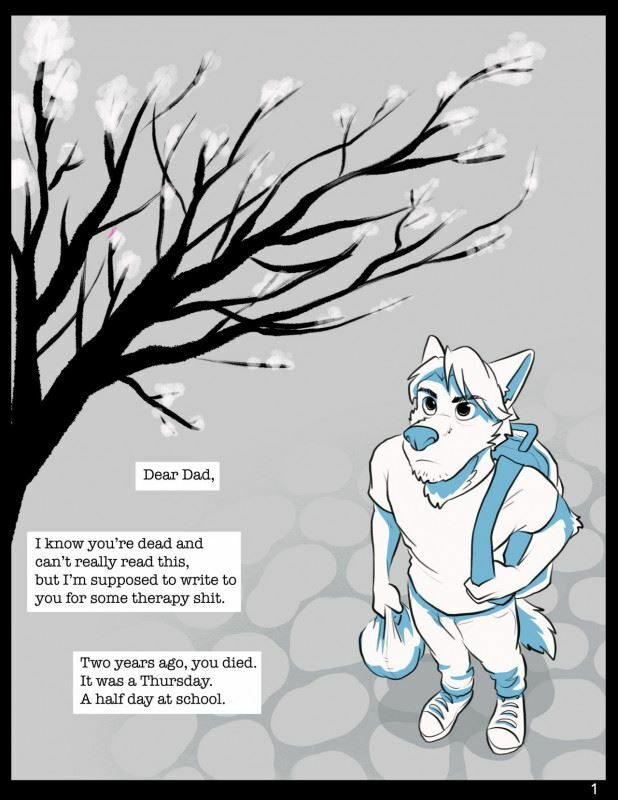 Jackaloo – Winter Blossoms (Ongoing)