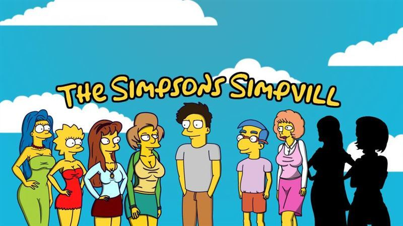 The Simpsons Simpvill v0.54 by The Squizzy