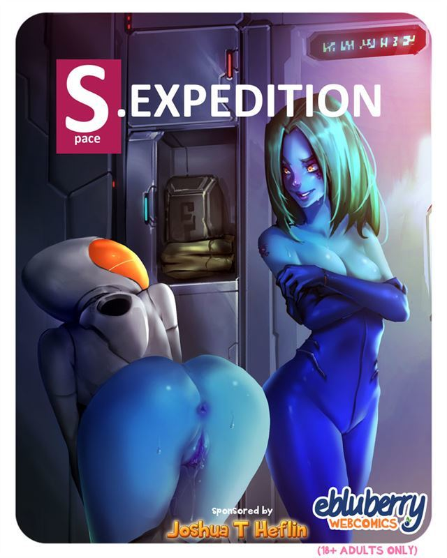 Sexy alien girl in Ebluberry SEXpedition Updated