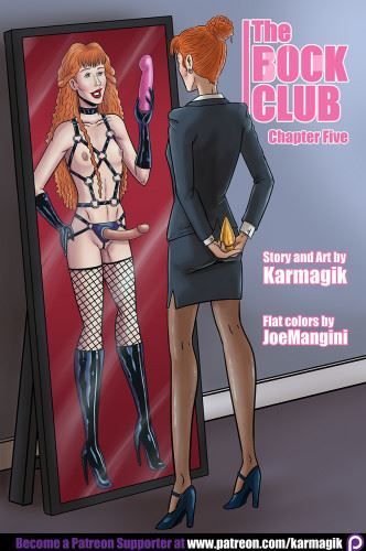 Karmagik The Book Club Chapter 1-5