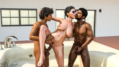 Desi guys enjoy life by Enetwhili2