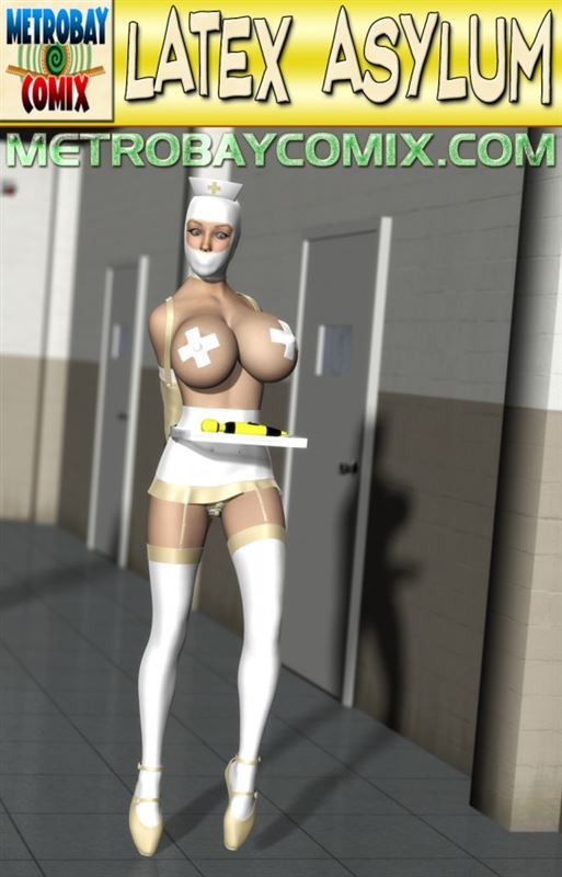 MetrobayComix - Latex Asylum - Chapter 15