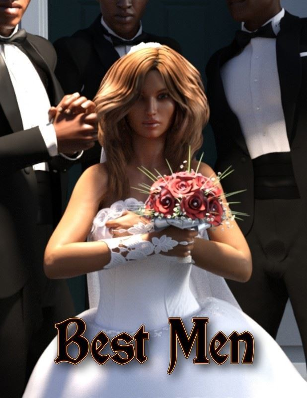 Bride Cheating With Best Men by Monty McBlack