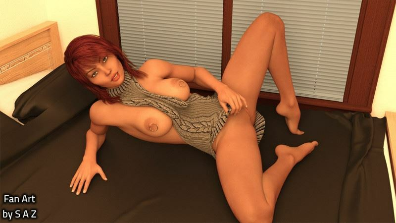 SAZ – Cassandra and MC in the Parents Room