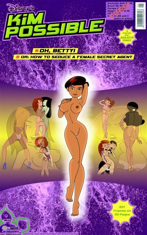Gagala Artwork and 2 Porn Comics with Kim Possible