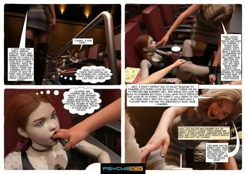 Psyche3DX – Vip Cinema Club for Woman and Girls