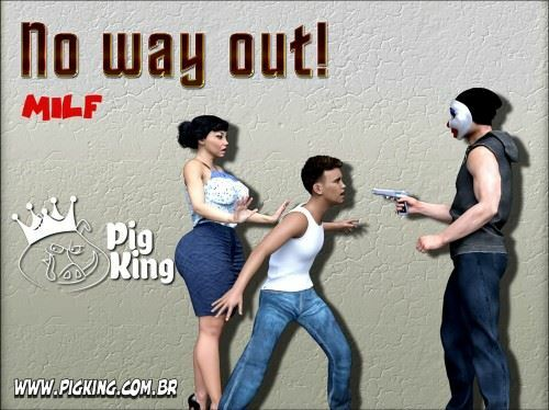 PigKing – No Way Out 1-11