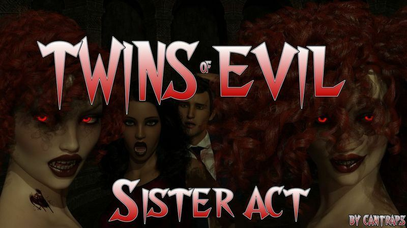 Cantraps – Twins of Evil: Sister Act