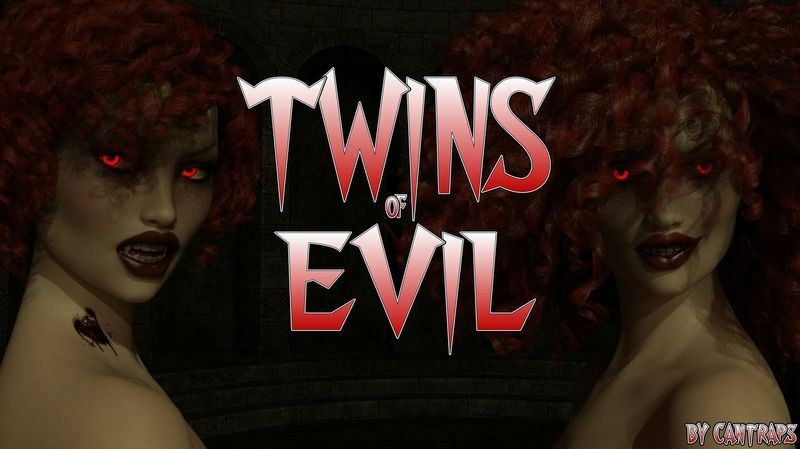 Cantraps – Twins of Evil