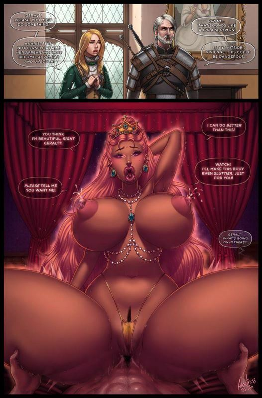 Erotic Comix Small