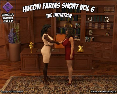 Scorpio69 – Hucow Farms Shorts Vol 6 – The Initiation
