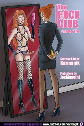 Karmagik The Book Club Chapter 1-6