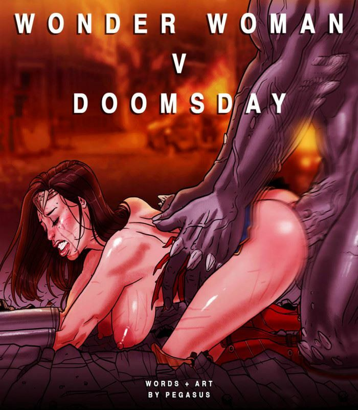 Pegasus – Wonder Woman vs Doomsday