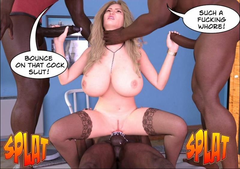 Mature3dcomics – Hot Wife Fantasy