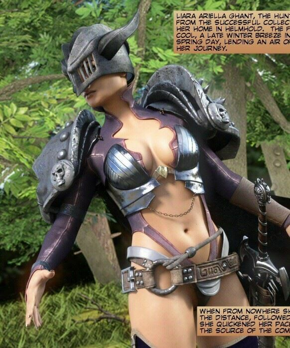 World Of Never Quest The Huntress Chapter 1 from Crazyxxx3DWorld