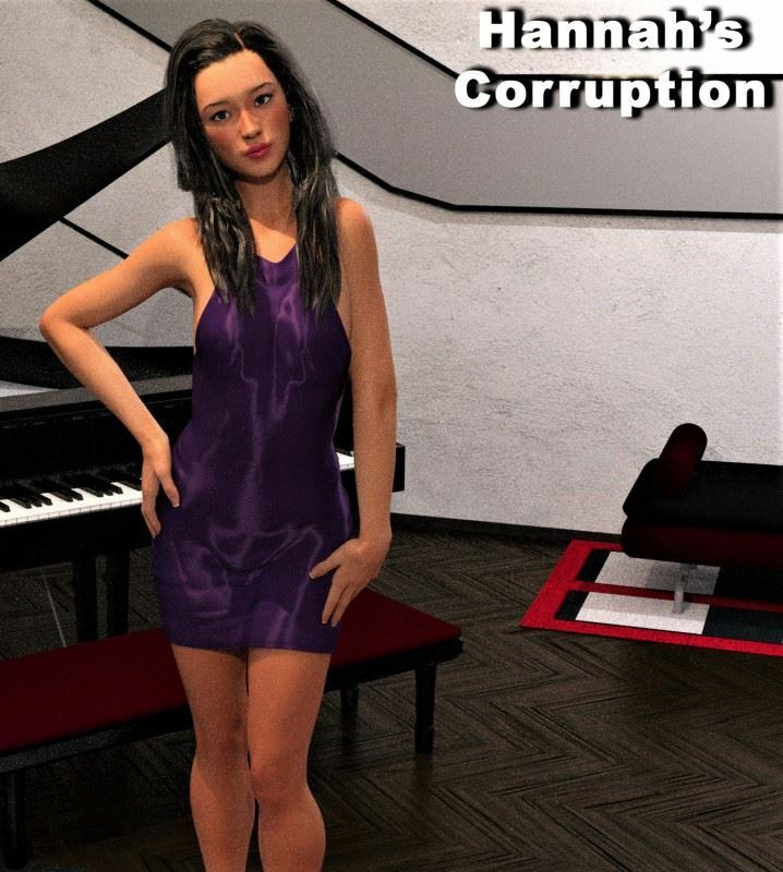Hannahs Corruption Chapter 1 to 5 by 3Diddly