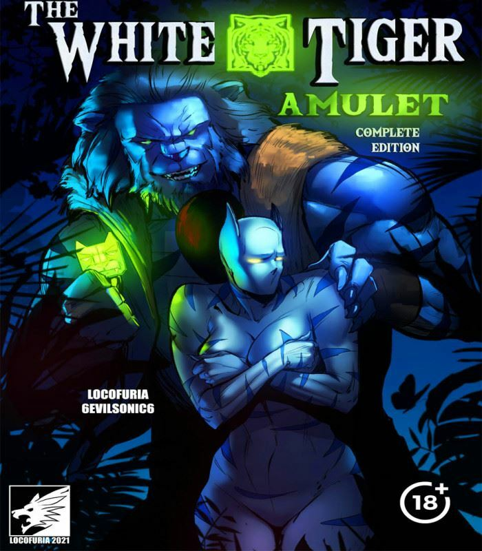 Locofuria – The White Tiger Amulet